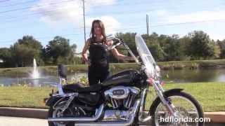9. Used 2006 Harley Davidson Sportster 1200 Custom Motorcycles for sale