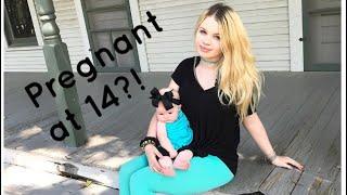 Single Mom at 14: My Story.
