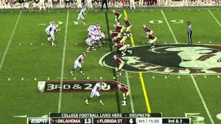Kenny Stills vs FSU and OSU (2011)