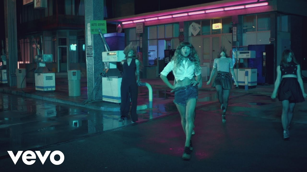 Foxes – Body Talk (Official Video)