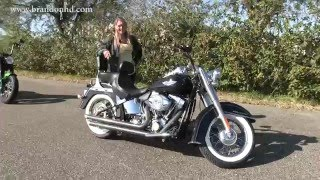 8. Harley Davidson Deluxe for Sale - 2011 Deluxe