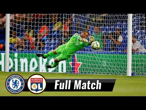 |HD| Chelsea Vs Lyon - Full Match | August 7, 2018 | International Cup 2018