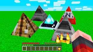 MINECRAFT MA I CUBI SONO TRIANGOLI - Minecraft ITA