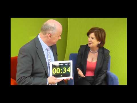 Diane Roberts, Xcell Partners takes the 60 Second Challenge