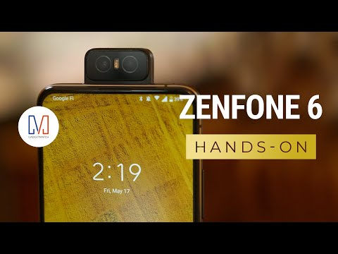 ASUS Zenfone 6 Unboxing and Hands-on