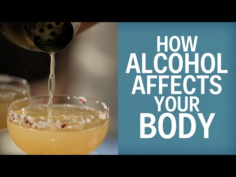 How Alcohol Affects Your Brain And Body