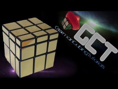 Mirror Blocks Cube – Tutorial