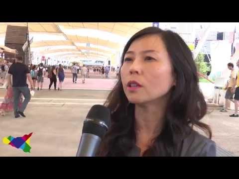 West China Delegation - Intervista a Segree Dai