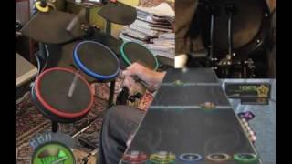 Video The Unforgiven 100% FC Expert Drums Guitar Hero Metallica MP3, 3GP, MP4, WEBM, AVI, FLV Desember 2017