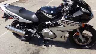 10. 2006 Suzuki GS500F for sale
