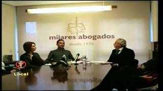26/02/2016 La problemática de las terrazas en el municipio de Oviedo.