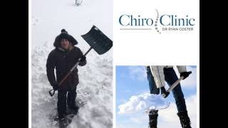 Snow Shovelling? Prevent Back Pain!