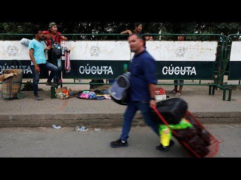 Βενεζουέλα: Oι Ευρωπαίοι που παραμένουν εκεί