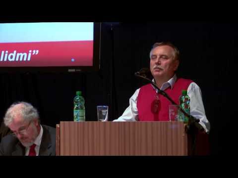 Prof. PhDr. Oskar Krejčí, CSc. - odpovídá na dotazy - Vratimovský seminář 2014