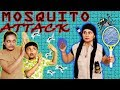 SHORT MOVIE - MOSQUITO ATTACK   MORAL STORY #Kids #Bloopers Aayu and Pihu Show