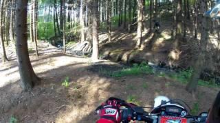 8. Husky TE250 & TE450 - Weekend ride #1