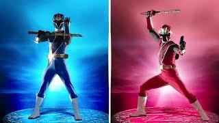 Power Ranger Ninja Steel  Batalla contra Slowger - Capitulo 4: Presto Cambio
