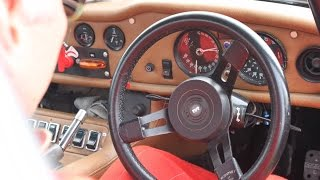 We'd sprinted it but this was our very first race in the TVR 3000M, full review at http://classiccarsdriven.com/