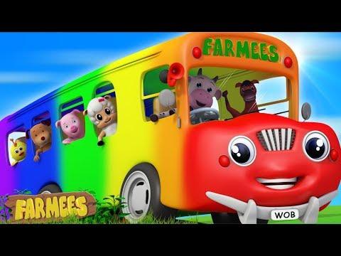 Video songs - Farmees Nursery Rhymes & Cartoons For Children - Live Stream