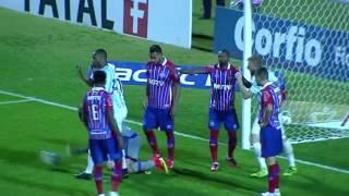 Avaí 0 x 3 Bahia - Melhores momentos - 20/8/2016.