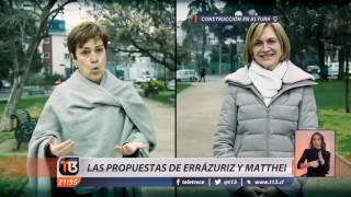 26 Jul 2016 ... Frente a frente de Evelyn Matthei y Josefa Errázuriz por Providencia .... Parodia ndel debate presidencial Evelyn Matthei v/s Michelle Bachelet...