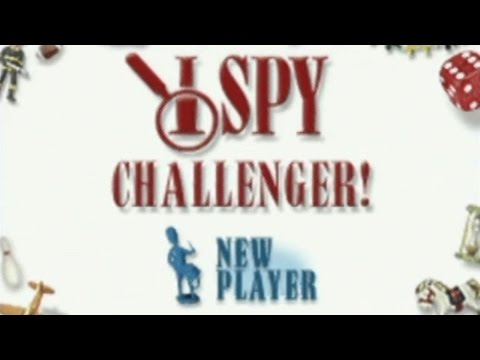 spy - I Spy Challenger! review. http://www.ClassicGameRoom.com Shop CGR shirts & mugs! http://www.CGRstore.com Classic Game Room presents a CGR Undertow review of I Spy Challenger! for the Game...