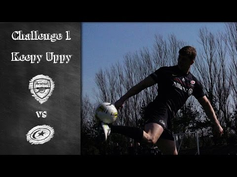 Rugby versus football: Saracens challenge some of Arsenal's stars