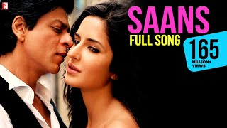 Nonton Saans   Full Song   Jab Tak Hai Jaan   Shah Rukh Khan   Katrina Kaif   Shreya Ghoshal   A  R  Rahman Film Subtitle Indonesia Streaming Movie Download