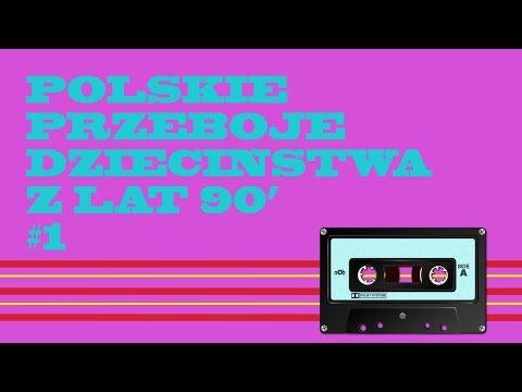 Największe polskie hiciory z dzieciństwa lat 90 [1/2]