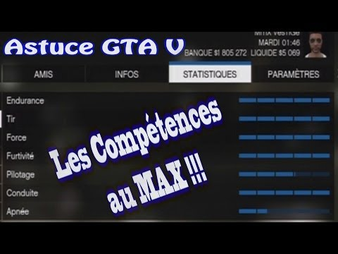 comment augmenter tir gta 5 online