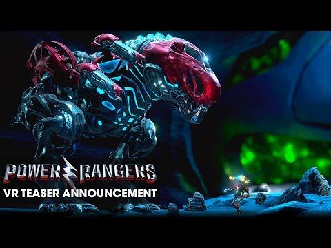 Power Rangers (VR Teaser Announcement)