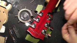 Download Lagu Gibson G Force removal/install Grover tuners Mp3