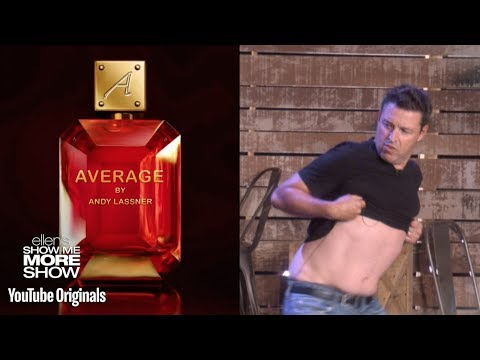 Andy Lassner's 'Average' Cologne Commercial