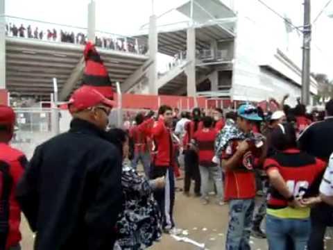 RANGERS VS curipe 2011 - Los Rojinegros - Rangers de Talca