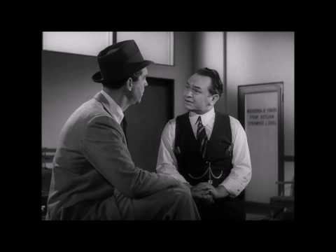 Edward G Robinson/ Double Indemnity (1944)  Blu Ray  HD