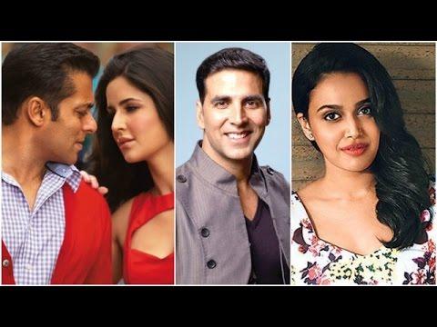 Salman-Katrina Shoot For A Romantic Song | Akshay