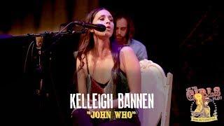 "Video Kelleigh Bannen - ""John Who"" MP3, 3GP, MP4, WEBM, AVI, FLV Mei 2019"