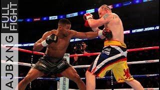 Video Full Fight | Anthony Joshua Vs Gary Cornish TKO MP3, 3GP, MP4, WEBM, AVI, FLV September 2019