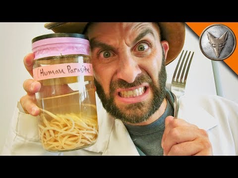 Will I Get Worms? - Eating Parasites