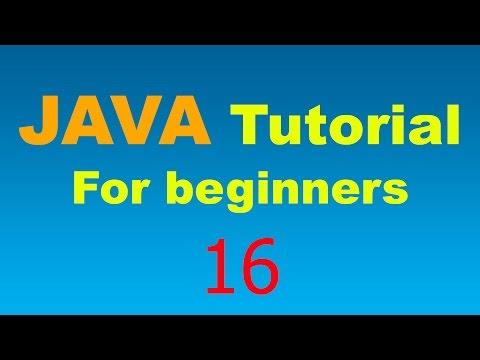 Java Tutorial for Beginners – 16 – Constructors
