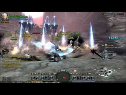 Dragon Nest: Level 40 Swordmaster Solo Gameplay: Cerebus/Hellhound Nest (Hell Mode)
