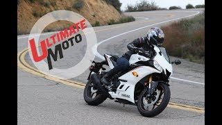 5. 2019 Yamaha YZF-R3 First Ride Review | Ultimate Motorcycling