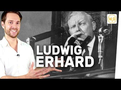 Ludwig Erhard - Der glücklose Kanzler