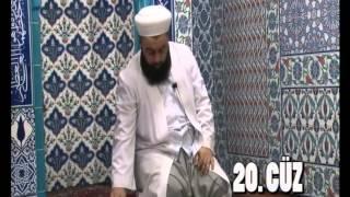 fatih medreseleri masum bayraktar hoca mukabele 20. cüz
