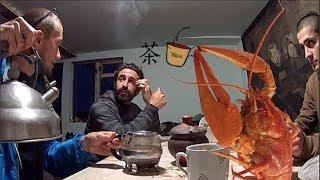 """Тиждень """"Україна очима іноземця""""- Раки на багатті в лісі- Чайна лекція про чайні звичаї- Кролик гриль під коньячком"""
