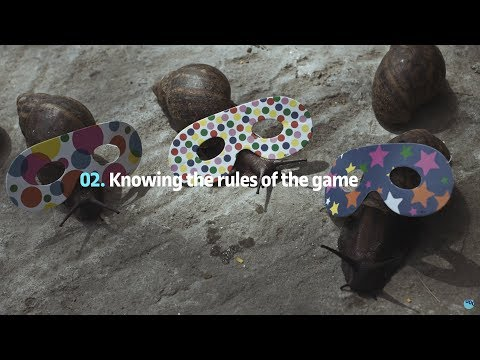 Knowing the rules of the game