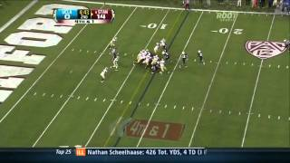 Coby Fleener vs UCLA 2011