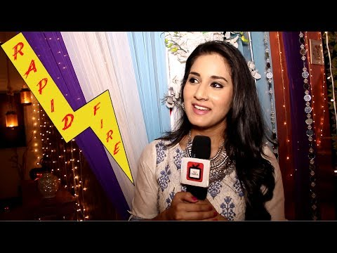 Rapid Fire with Aditi 'Avni' Rathore | Exclusive |
