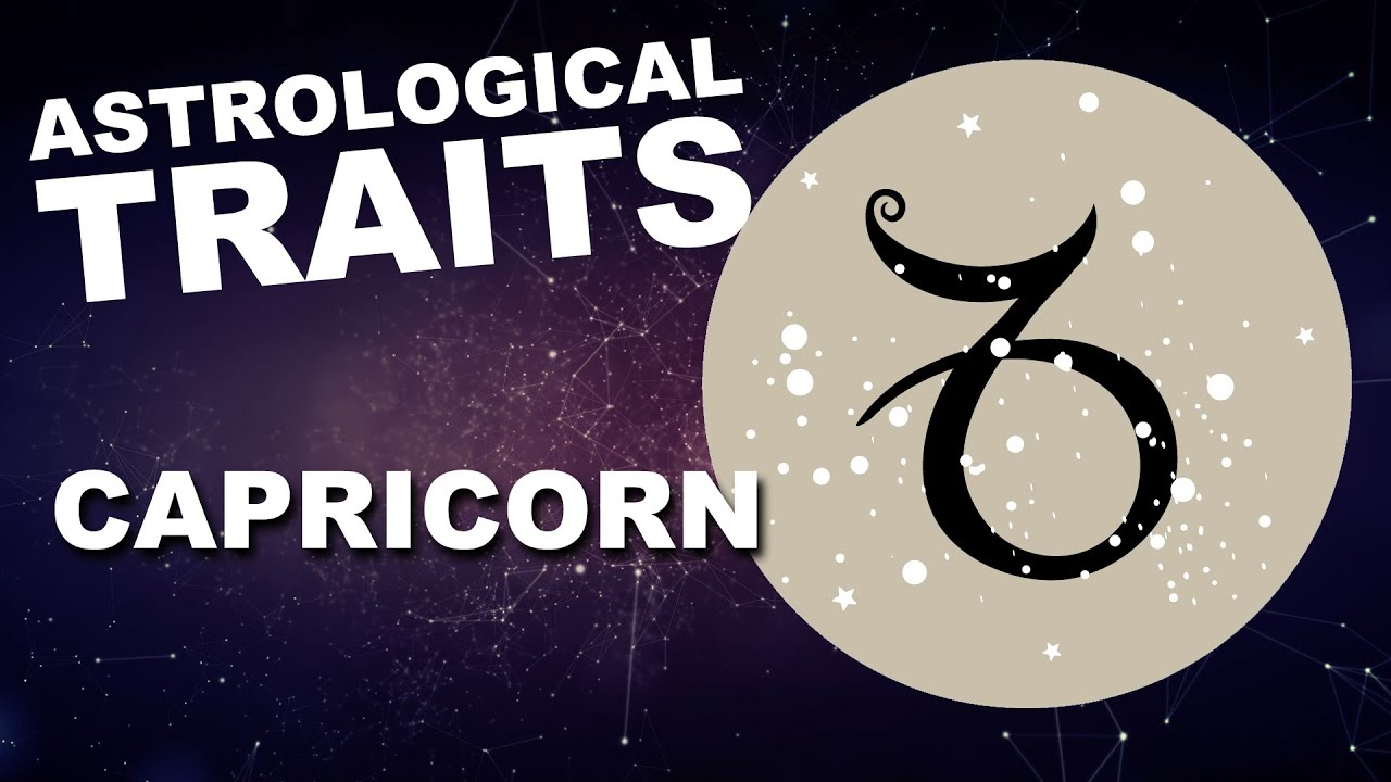 Capricorn: Astrological Traits