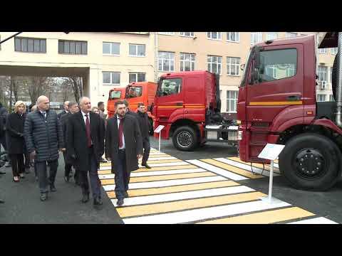Российская Федерация безвозмездно передала Молдове первую партию грузовиков КАМАЗ